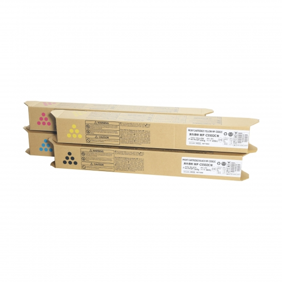 Color toner cartridge MPC5502