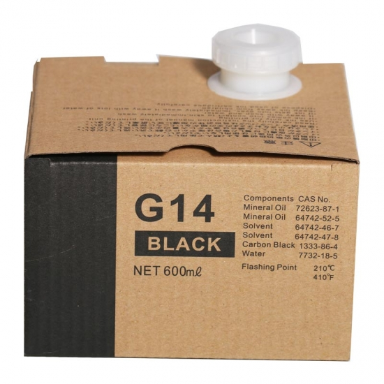 Duplo G14 digital duplicator ink